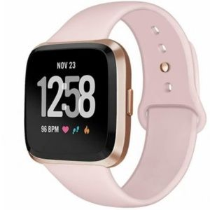 Accessories - Fitbit Versa Silicone Band (468)